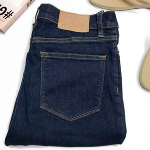 """J. Crew • """"Lookout"""" High Rise Skinny Jeans Size 29"""
